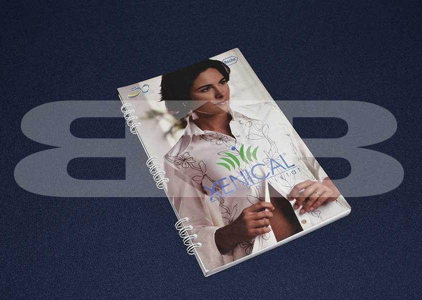 Impresión de cuaderno Roche