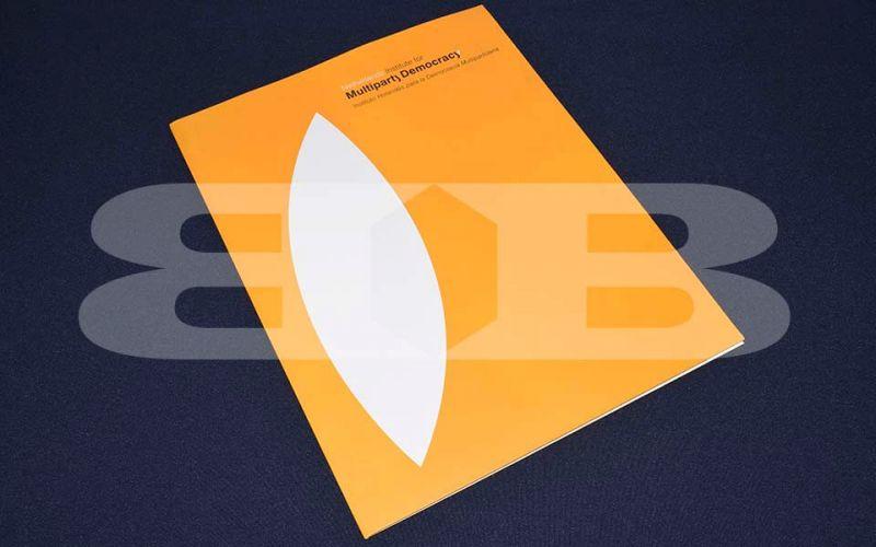 Impresión Carpeta Multiparty Democracy