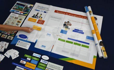 Impresión Kit de herramientas Ludícas OPS