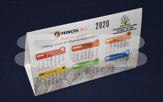 Calendario de mesa feincol-1