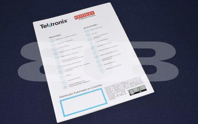 Catalogo tektronix