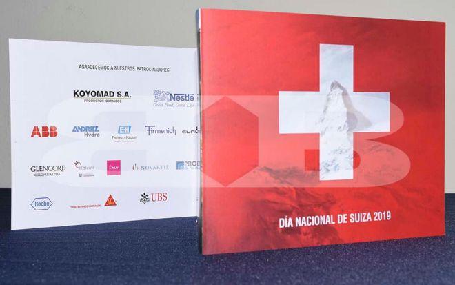 Invitacion Embajada suiza